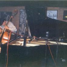 Teté Montoliú tocando el piano